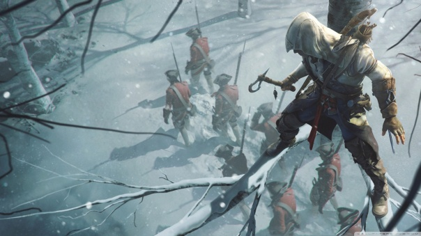 assassins_creed_iii_connor_watching_the_soldiers-wallpaper-1366x768