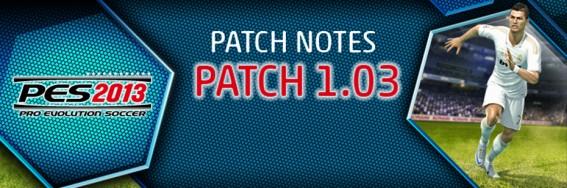 PES-PATCH-1.03