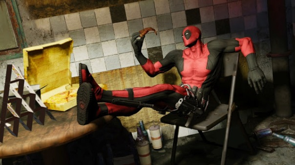 Deadpool-Game-Pizza-Screenshot