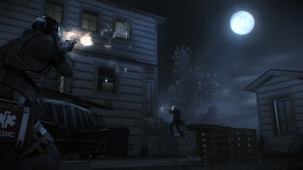Moonlight Gunfight