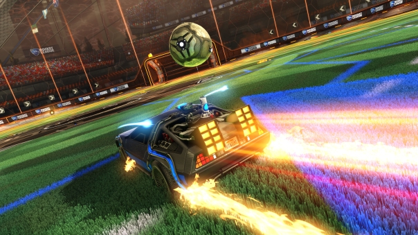 rocket-league-back-to-the-future-screen-2